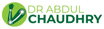 Dr Abdul G Chaudhry - Logo